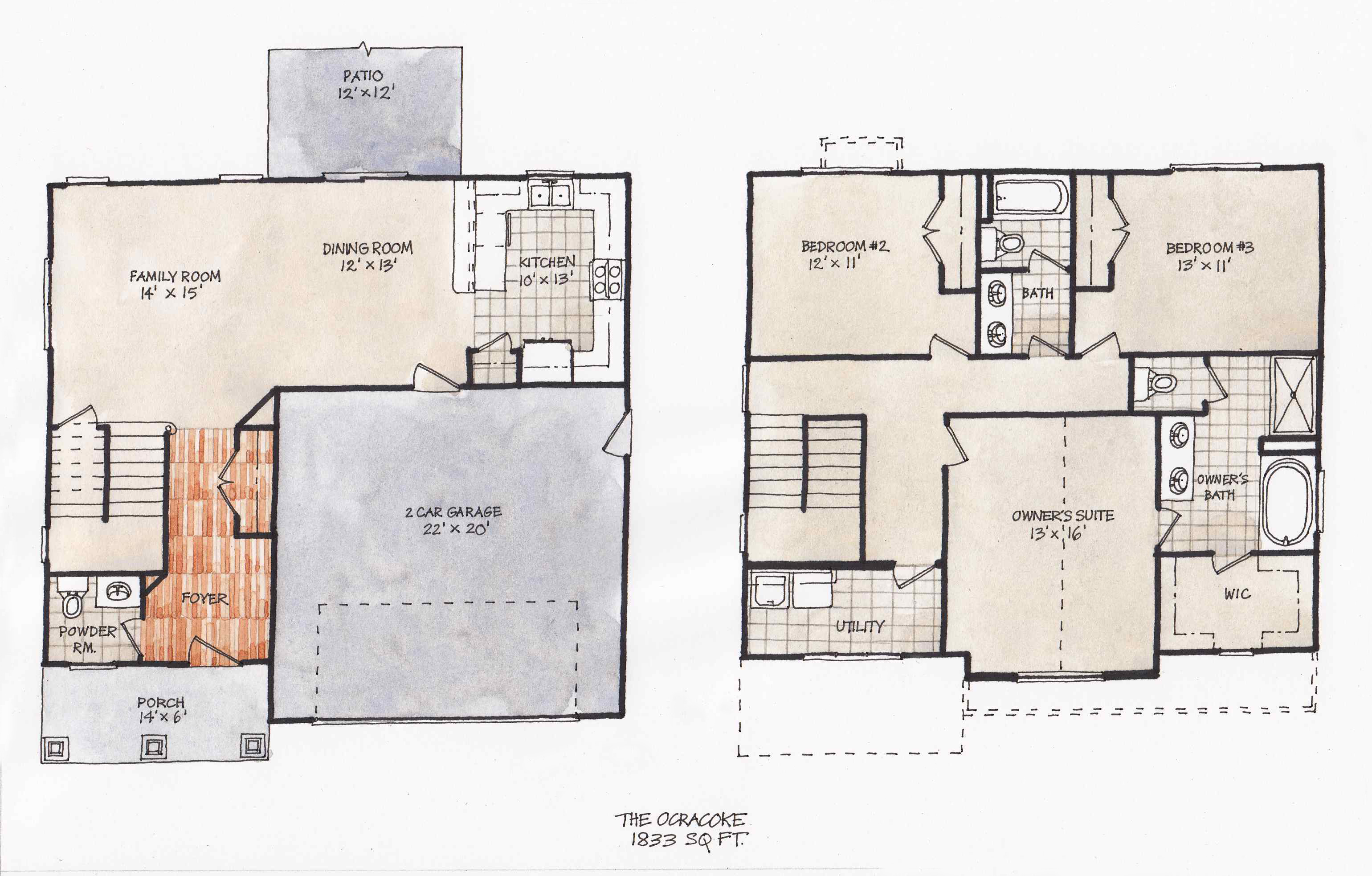 Home plans pyramid homes inc ask home design for Home planners inc house plans